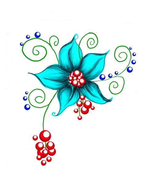 little flower tattoo designs flower designs search projects to do for