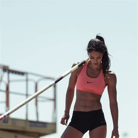 Accidentally Turns Pole Vaulter Allison Stoke Into Icon by Allison Stokke Is Still The Most Popular Pole Vaulter In