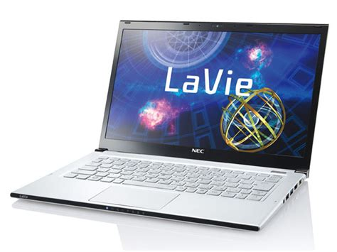 nec s 13 3 inch lavie z ultrabook weighs just 2 2 pounds
