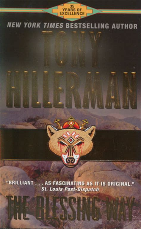 the blessing way a leaphorn chee novel a leaphorn and chee novel books the blessing way by tony hillerman