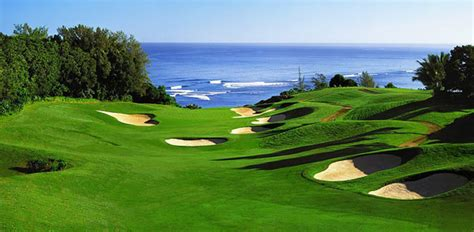 us courses underpar play your favorite golf courses our 10 best golf courses in hawaii golficity