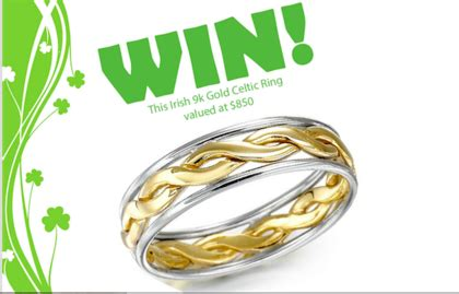 Band Giveaways - irish shop irish wedding band giveaway sun sweeps