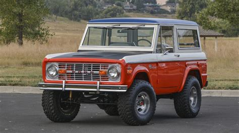 stroppe bronco 1971 ford bronco stroppe baja edition f177 kissimmee 2016