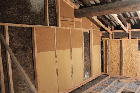 transformation d une remise en habitation