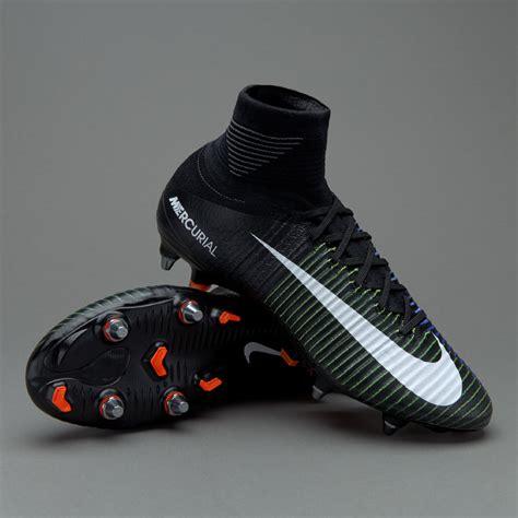 Sepatu Bola Nike Superfly Ori sepatu bola nike mercurial superfly v sg pro black white electric green