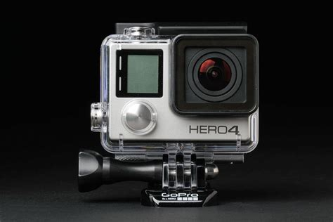 Go Pro Hero4 don t just record the with a gopro broadcast it