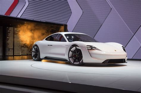 electric porsche mission porsche mission e prices specs release date by car magazine