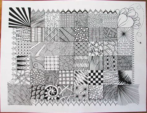 zentangle quilt pattern zentangle peperkoek