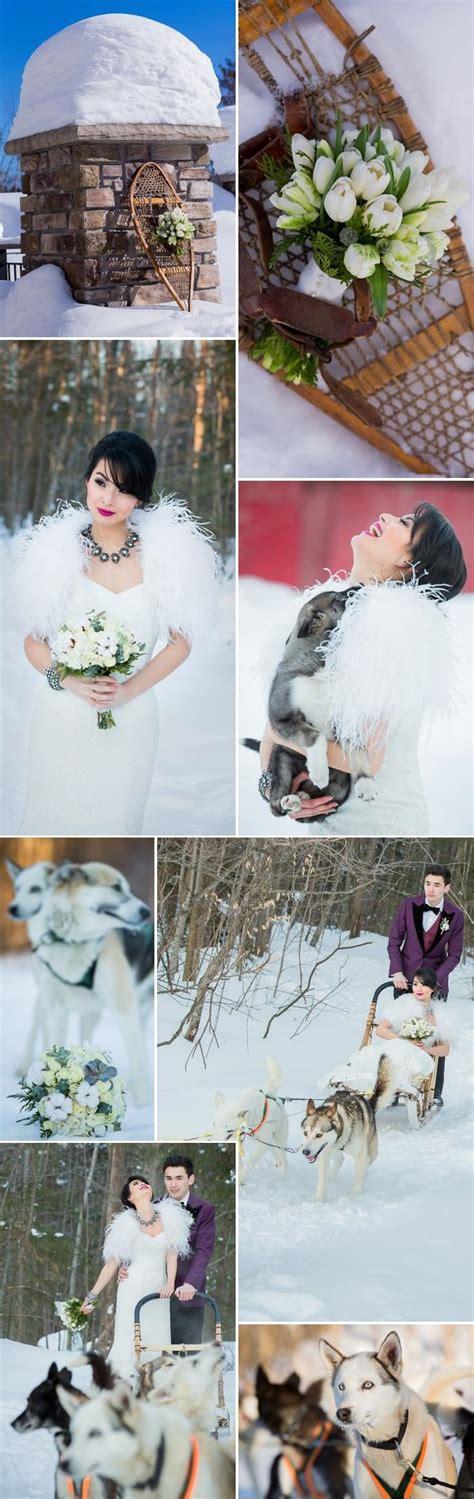 Winter Hochzeit Deko by Hochzeit Im Winter Ideen Inspirationen