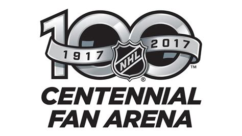 nhl centennial fan arena nhl centennial fan arena visits philadelphia april 8
