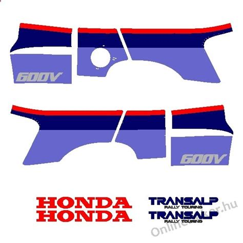 Honda Xl Aufkleber by Motor Sticker Motor Decal 01 Motor Sticker Honda Xl