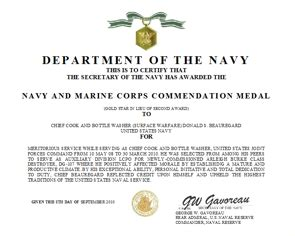 meritorious service medal citation template navy commendation medal format website of koyahind