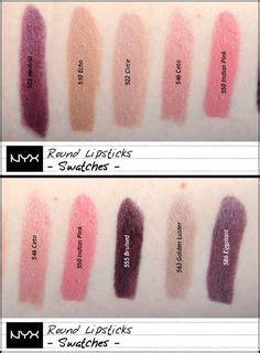 Nyx Smlc Part 1 colorbar velvet matte lipstick swatches lipstick