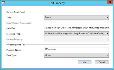 xpath id pattern wabs integration patterns content based routing