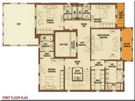 House Plans Dubai Floor Plan Houses Burj Khalifa Apartments Floor