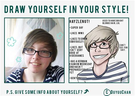Do It Yourself Meme by Draw Yourself Meme By Heliocathus On Deviantart