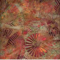 Batik Mimosa hoffman batiks mimosa