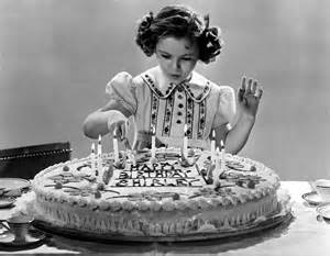 happy birthday shirley picture of the week 26 happy birthday shirley temple