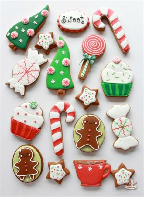 awesome christmas cookies to make you smile the bearfoot