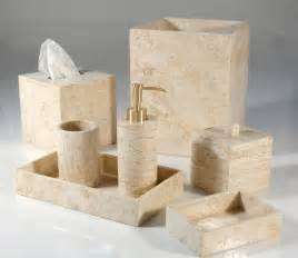 Bathroom Sets And Accessories Marble Travertine Bathroom Sets Mike And Ally Palazzo