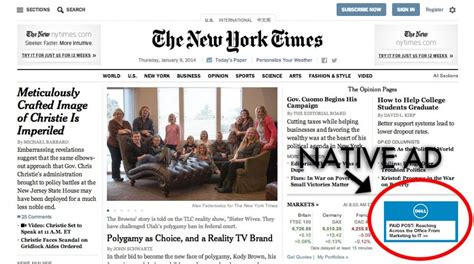 email format new york times native advertising at a glance socialmbuzz