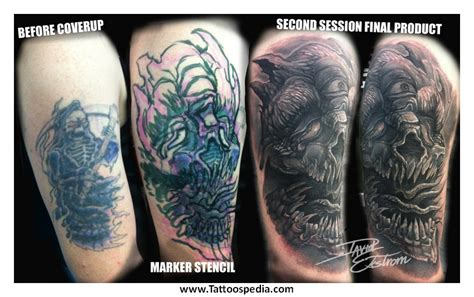 black cover up tattoo cover up tattoos