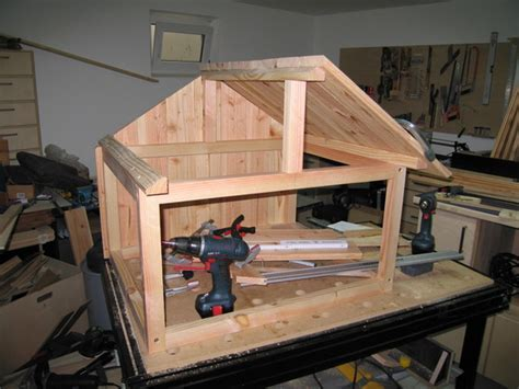 How To Build a Floating Duck House   Home Design, Garden