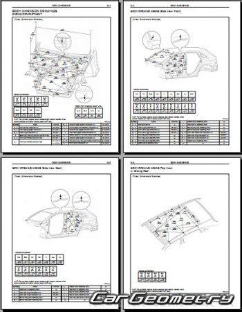 best car repair manuals 2012 toyota venza electronic throttle control размеры кузова toyota venza agv10 15 ggv10 15 2009 2016 collision repair manual