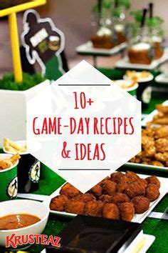 10 super bowl appetizer recipes to win halftime 1000 images about superbowl on pinterest football cakes