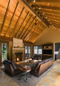 rustic living room ceiling lighting collections