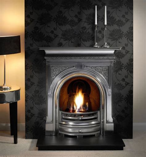 Reproduction Cast Iron Fireplaces by Cast Iron Fireplaces