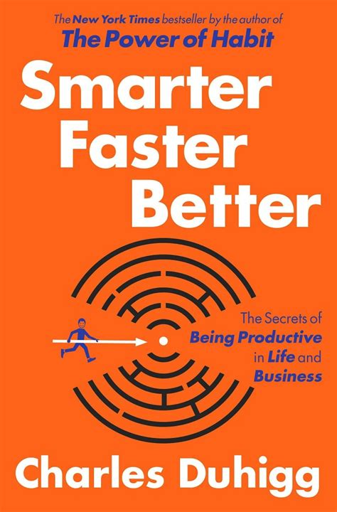 smarter faster better book review 3 lessons learned