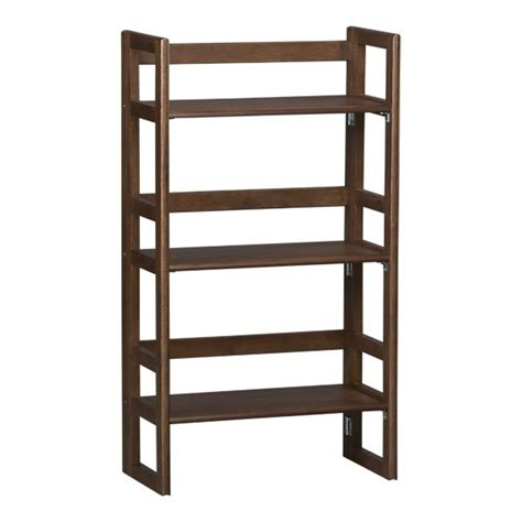 Folding Bookcase Folding Bookcase Uptown Townhome