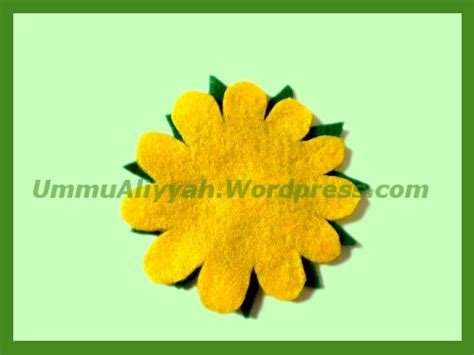 Bunga Matahari Bunga Flanel pola bunga kain flanel imagui