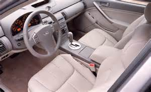 2004 Infiniti G35 Interior Car And Driver