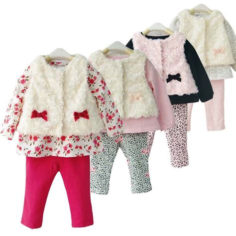 aliexpress girl clothes aliexpress com buy baby girls 3pcs set baby girl vest