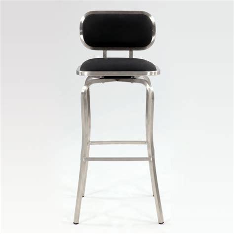 contemporary bar stools swivel ingrid modern swivel bar stool dcg stores