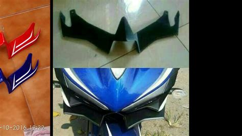 Winglet 250 Fi By Lobeshop pasang winglet r25 250 fi