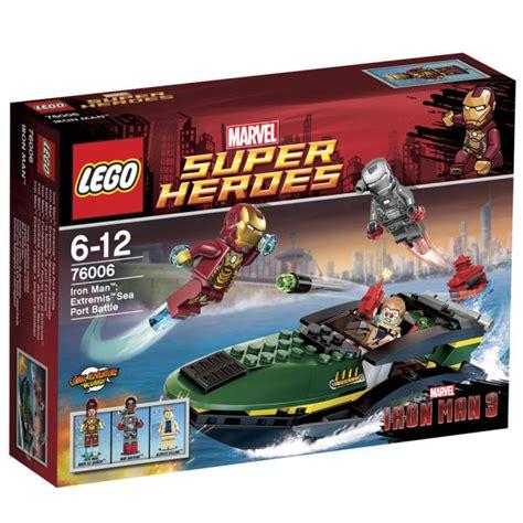 lego iron sea battle lego iron extremis sea battle 76006 iwoot