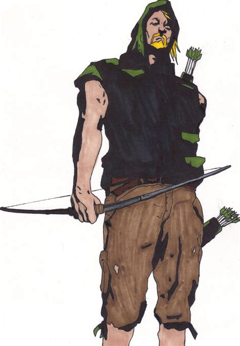 Green Arrow Year One green arrow year one by another stray on deviantart