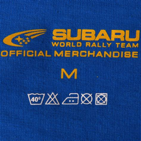 Best Item Kaos Team Sport Subaru Rally Team Usa Zero X Store 1 subaru world rally team official merchandise t