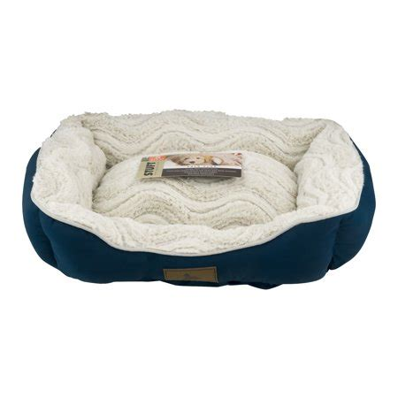 Stuft Bed by Stuft Sofa Plus Pet Bed Small Blue Walmart