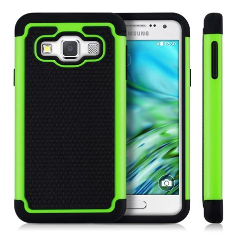 Of Thrones Samsung A3 2015 Hardcase hybrid for samsung galaxy a3 2015 green tpu outdoor shell cover ebay