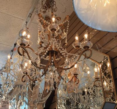 Chagne Glass Chandelier Let S Add Sprinkles One Small Change To The Chandelier