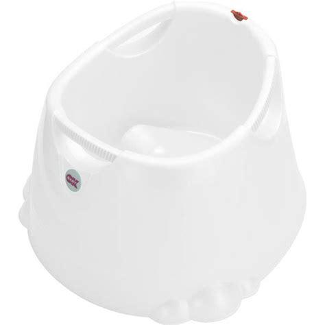 siege de bain interactif 2en1 siege de bain bebe pour babysun blanc achat