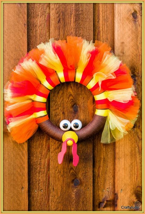 creative  minute thanksgiving decorations
