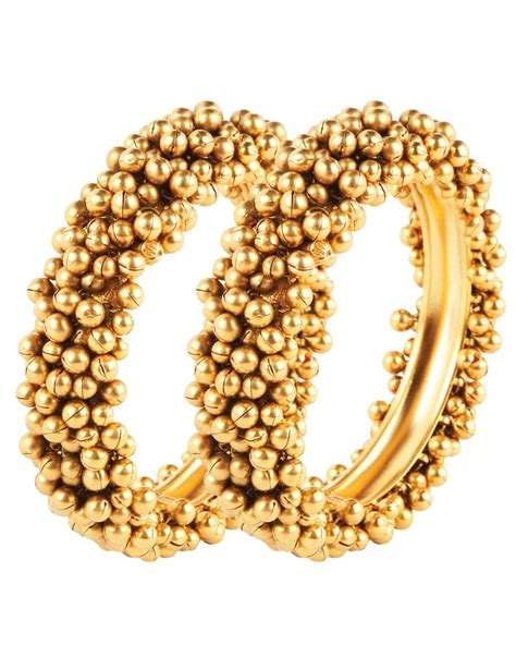 indian jewellery and clothing designer gold bangles from