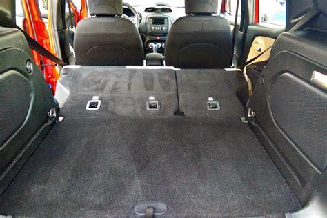Jeep Cargo Volume 2015 Jeep Renegade 4x4 Sport Autos Ca