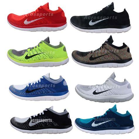 picking a running shoe nike free flyknit 4 0 nike free run mens running shoes