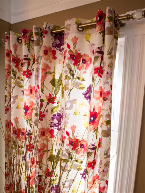 sewing drapes and curtains step by step instructions for making no sew window